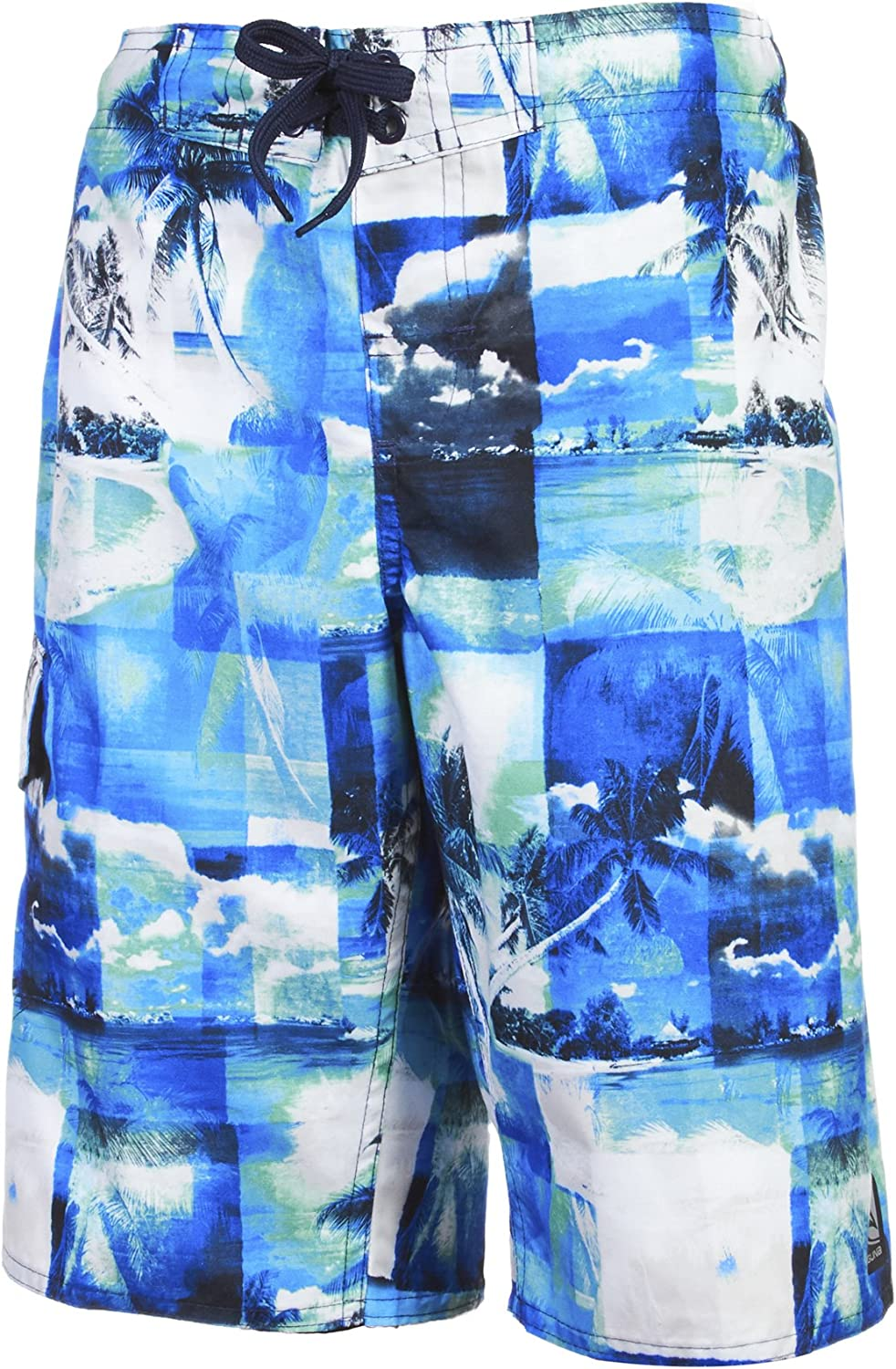 LAGUNA Boys Big Remix Boardshort