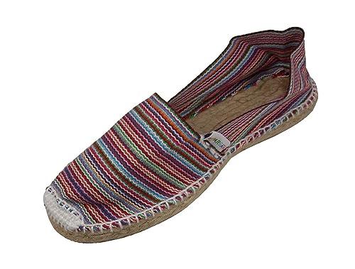 Alpargatus - Alpargata Plana Rayas, Mujer: Amazon.es: Zapatos y complementos