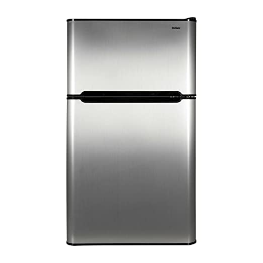 GE HC32TW10SV Compact Refrigerator, 3.2 cubic ft on