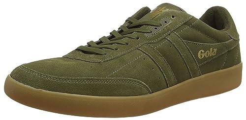Uomo Sneaker 45 Gola Khaki Suede Eu Inca Nn Green gum UHxX1Tq