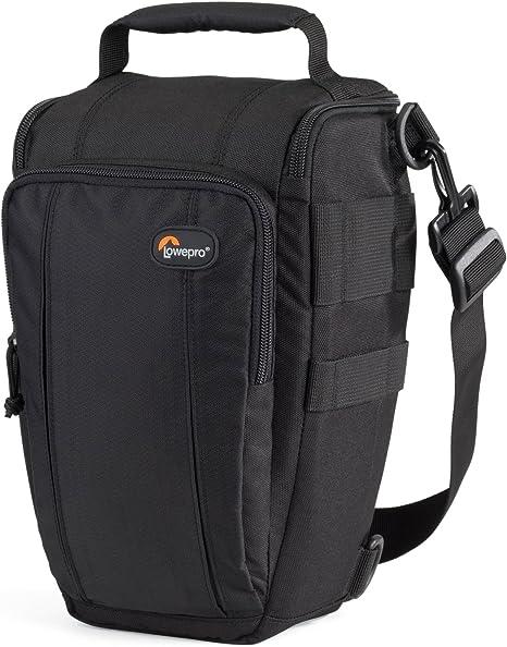 color negro Funda para c/ámara Lowepro Toploader Pro 75 AW II