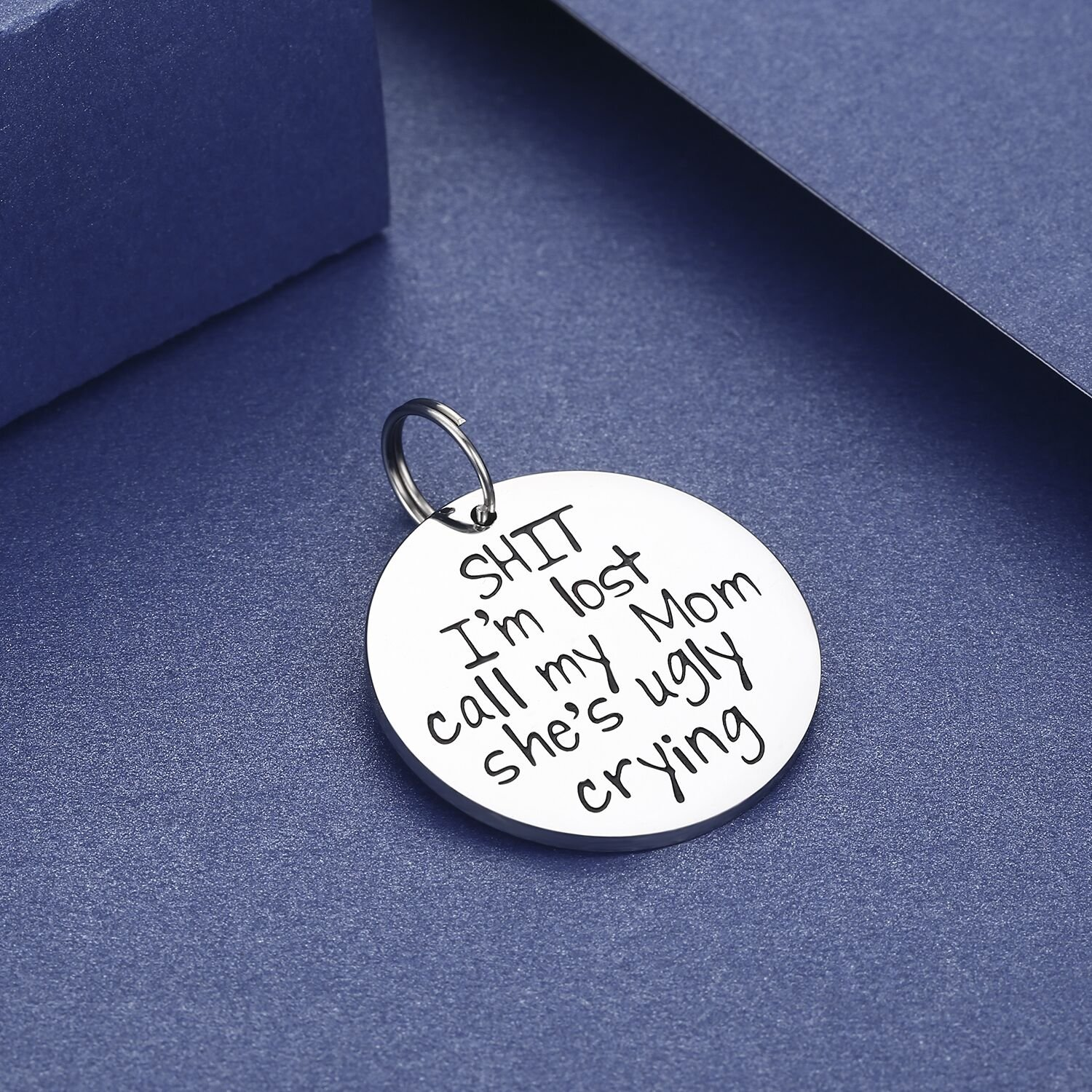 cj m funny pet tag funny dog tag stainless steel pet tags dog