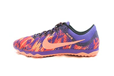 the latest 1ea9f ce5f0 Nike Women s Zoom Rival XC Running Shoes Hyper Grape Mango Black Size 7.5 M
