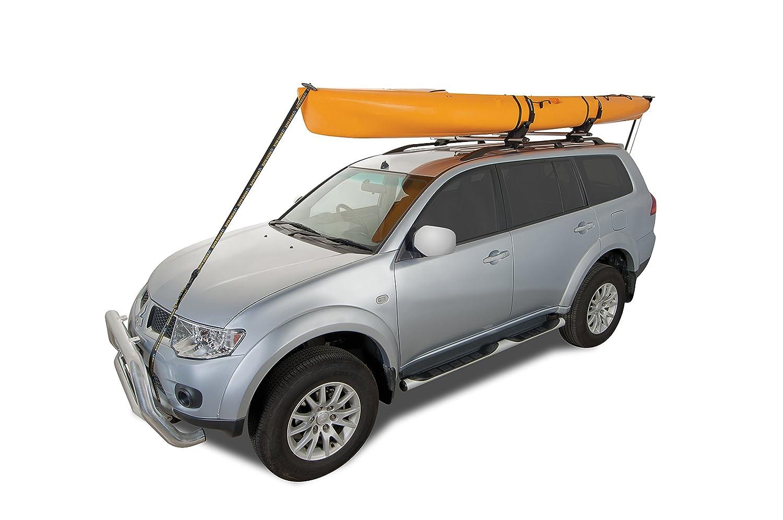 Amazon.com : Rhino Rack Kayak Carrier Base Unit 4 Sections (4 Pads  Included) : Automotive Kayak Racks : Sports U0026 Outdoors