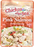 Chicken of the Sea Premium Skinless & Boneless Pink Salmon, 2.5 oz. (Pack of 12)