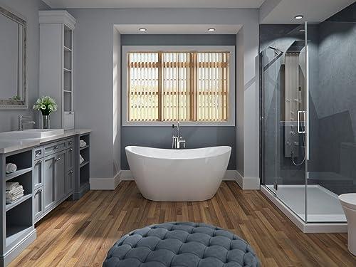 Bathtub: Florence Freestanding Bathtub