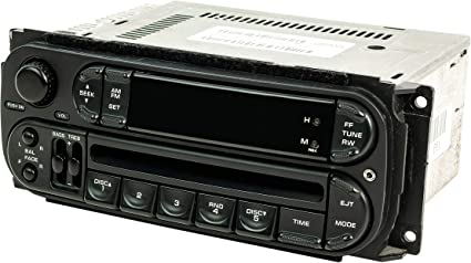 JVC mp3 Bluetooth USB aux radio del coche para chrysler grand voyager Neon pt cruiser s