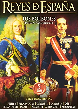 Box Reyes de españa:Borbones [DVD]: Amazon.es: Cine y Series TV