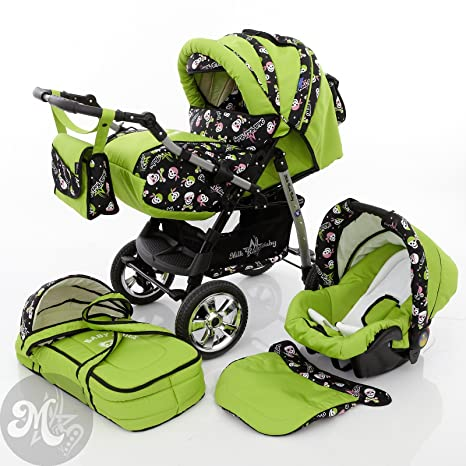 Milk Rock Baby Star Cruiser 4 in 1 Cochecito combinado ...