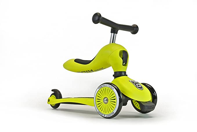 Amazon.com: Scoot and Ride 2 en 1 Combo de patinete y ...