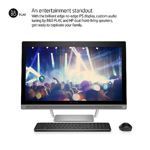 amazon com hp pavilion 27 a030 27 inch all in one desktop intel rh amazon com