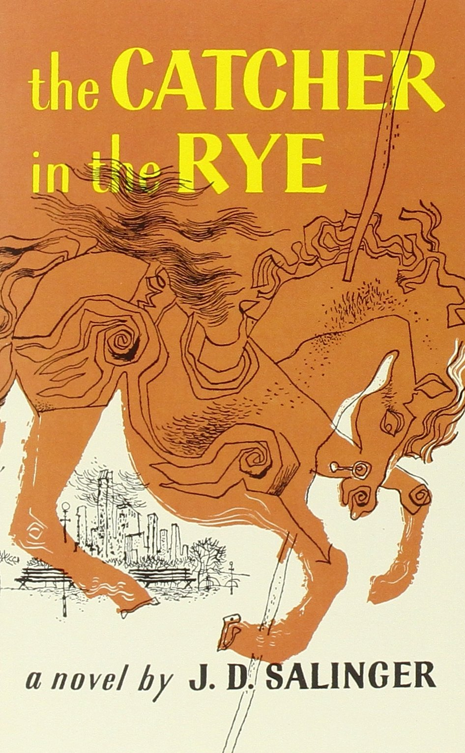 Amazon.com: The Catcher in the Rye (9787543321724): J.D. Salinger ...