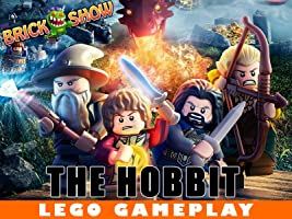 Clip: LEGO Hobbit Video Gameplay [OV]