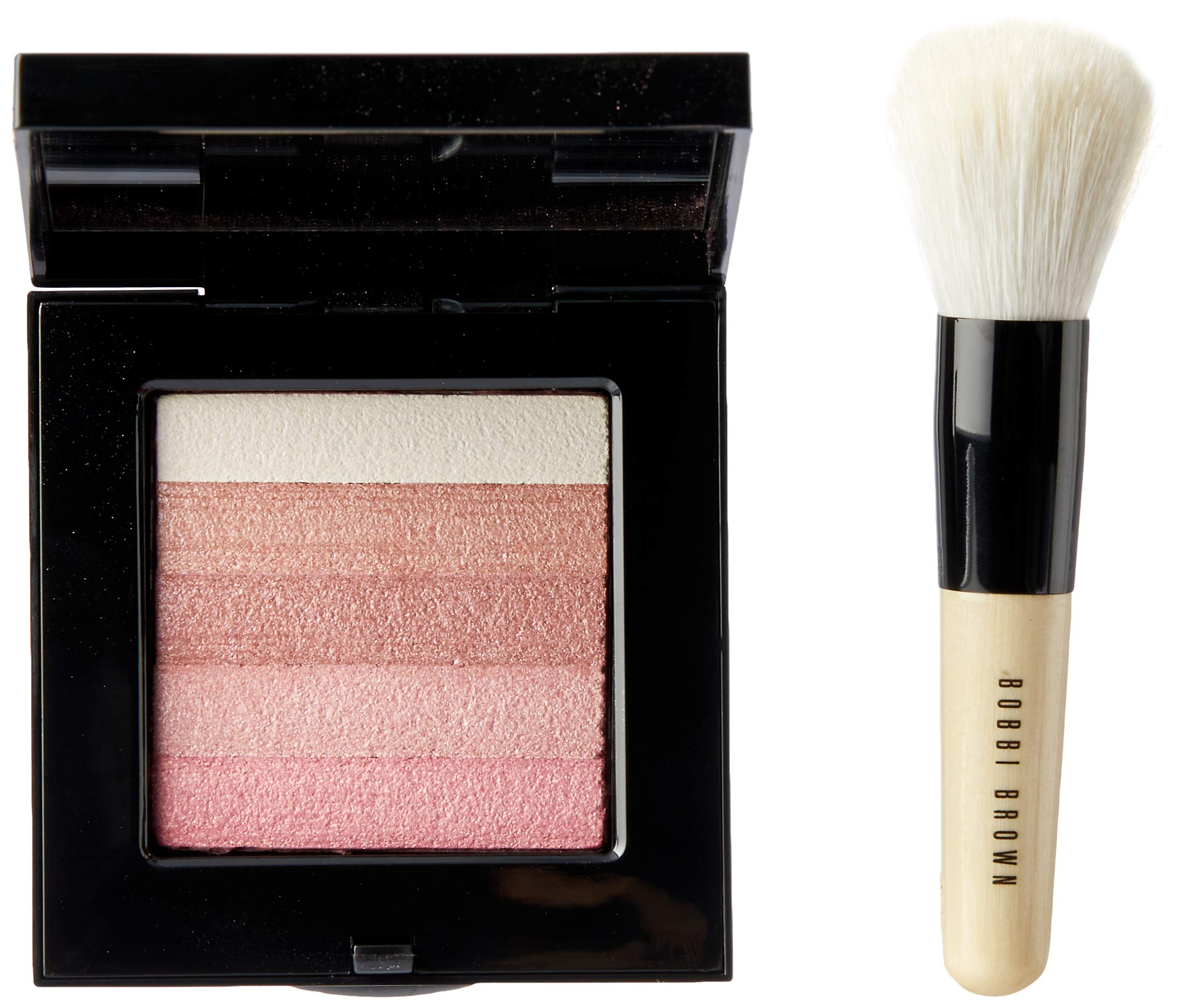 Bobbi Brown Rose Shimmer Brick Set, Limited Edition, 1 Count by Bobbi Brown (Image #4)