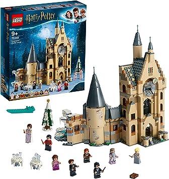 Lego 75948 Harry Potter Hogwarts Castle Clock Tower Toy