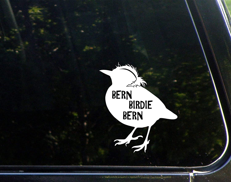 "Diamond Graphics Bern Birdie Bern (5"" X 5-1/2"") Die Cut Decal Bumper Sticker for Windows, Cars, Trucks, Laptops, Etc."
