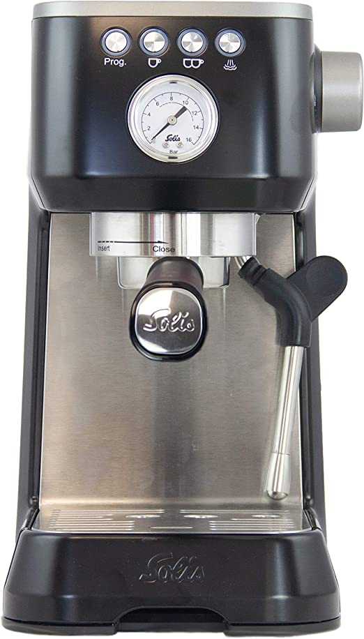 Solis Barista Perfetta Plus 1170 - Cafetera expresso automática ...
