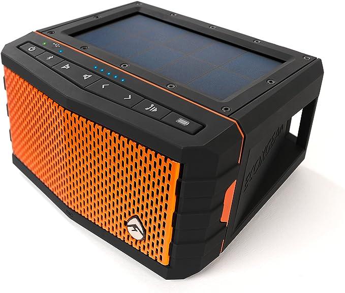 Ecoxgear Sol Jam Solar-powered Speaker