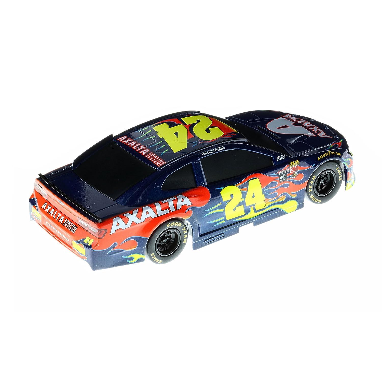 Lionel Racing 15089 NASCAR Authentics 2018 William Byron #24 Axalta Lionel Racing Diecast Orange White; 1: 24 Scale Red Yellow Blue
