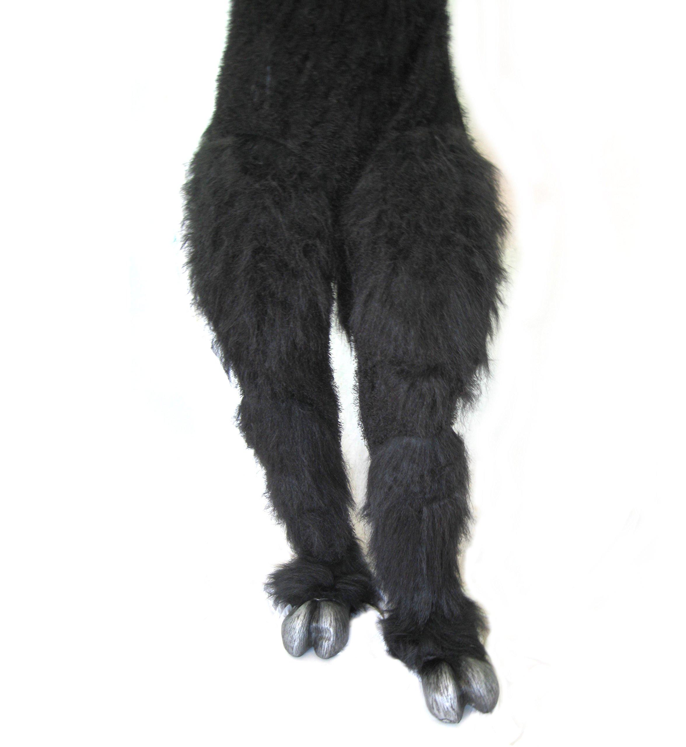 Zagone Studios Black Legs & Hooves Costume Combo