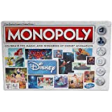 Monopoly - Disney Animation Edition - Family Board Game