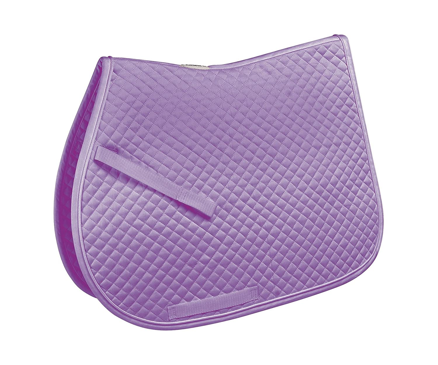 purplec Perri's Pony A P Quilted Saddle Pad