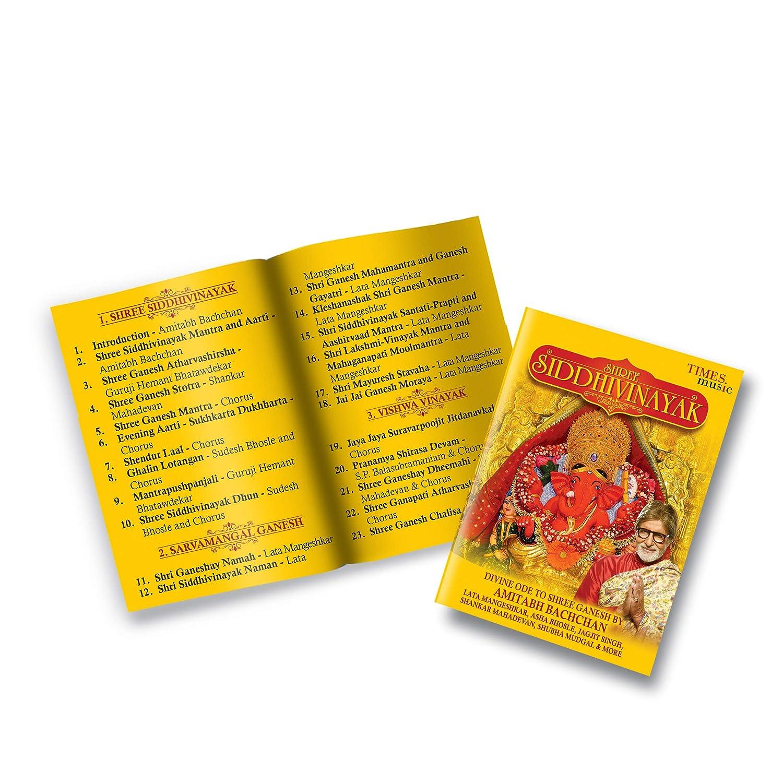 Ganesh Aarti Sukhkarta Dukhharta Mp3 Free Download Amitabh