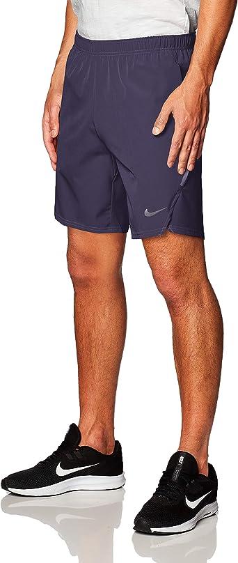 NIKE M Nkct FLX Ace Short 9in - Pantalón Hombre: Amazon.es: Deportes y aire libre