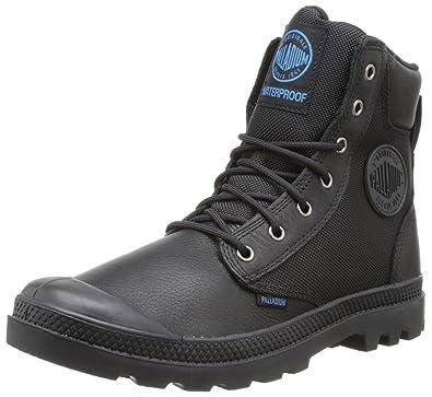 dd695c82d97 Palladium Unisex Adults' Pampa Sport Cuff Wpn Combat Boot