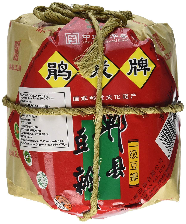 Premium Pixian Broad Bean Chili Paste - No Food Additive No MSG 2.2lb