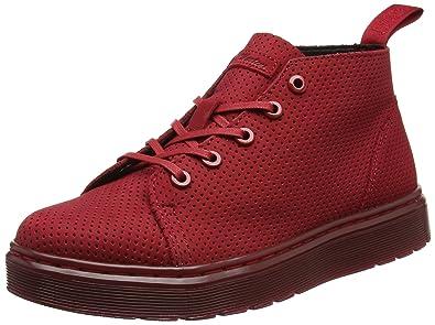 Dr. Martens Baynes, Botas Chukka Unisex Adulto, Rojo (Dark Red Kaya Perfed), 40 EU: Amazon.es: Zapatos y complementos