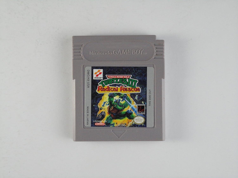 Amazon.com: Teenage Mutant Ninja Turtles III: Radical Rescue ...