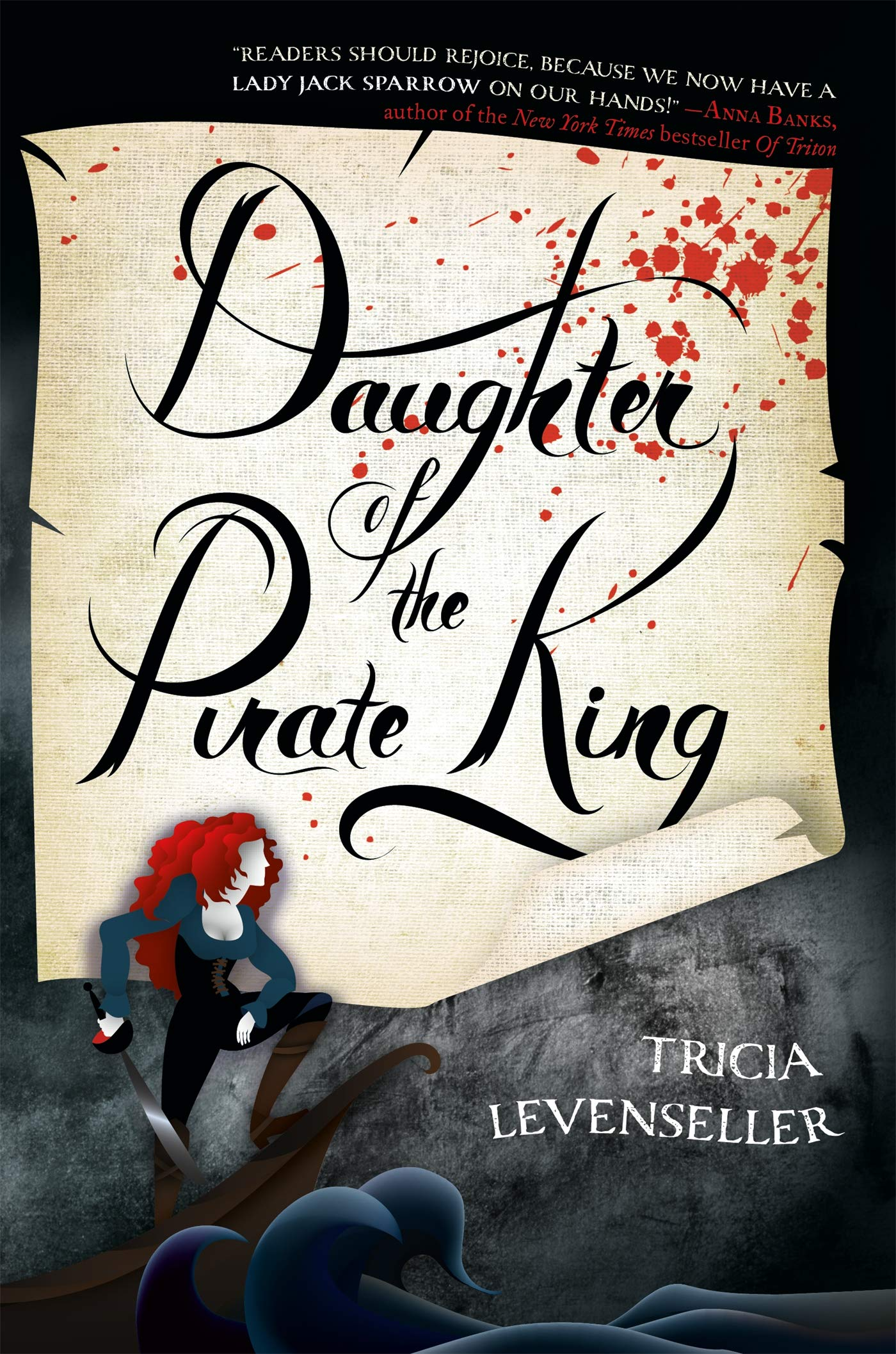 Amazon.com: Daughter of the Pirate King (9781250095961): Levenseller,  Tricia: Books