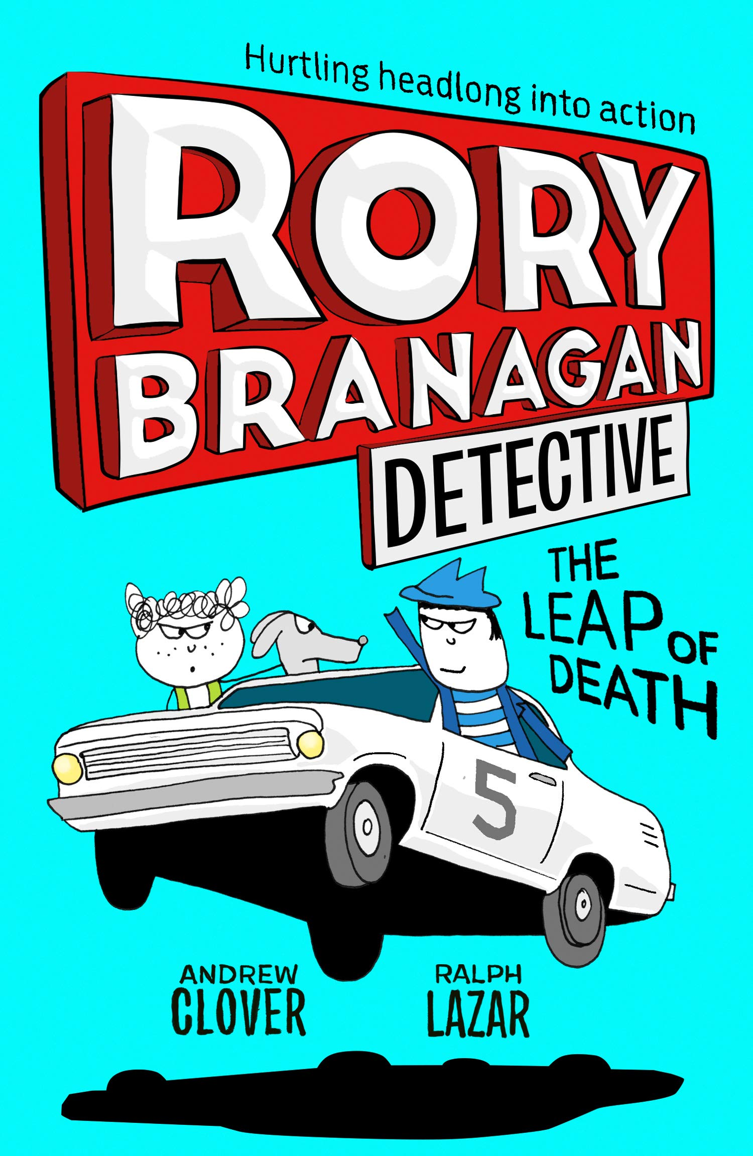 The Leap Of Death  Rory Branagan  Detective  Band 5