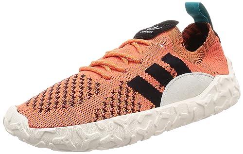 low priced ed3a3 393bb adidas Originals Mens F22 Pk TraoraCblackCrywht Sneakers-8 UK