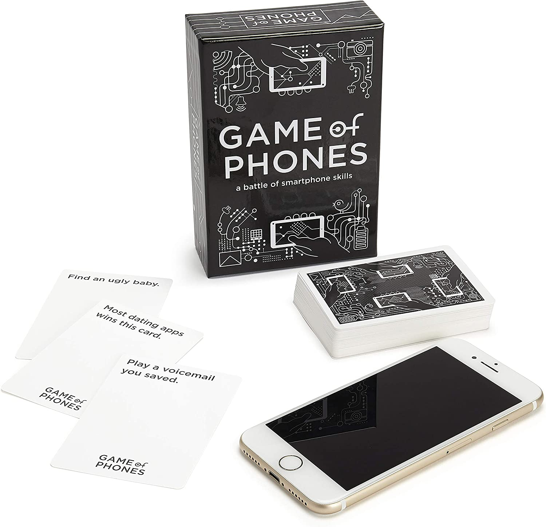 Breaking Games Juego de teléfonos: Amazon.es: Juguetes y juegos