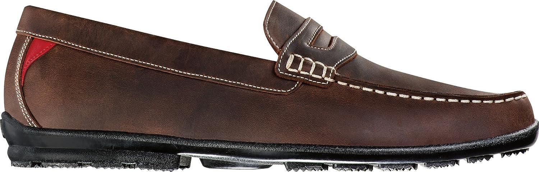 フットジョイ メンズ スニーカー FootJoy Club Casuals Golf Shoes [並行輸入品] B0774CNSZ3