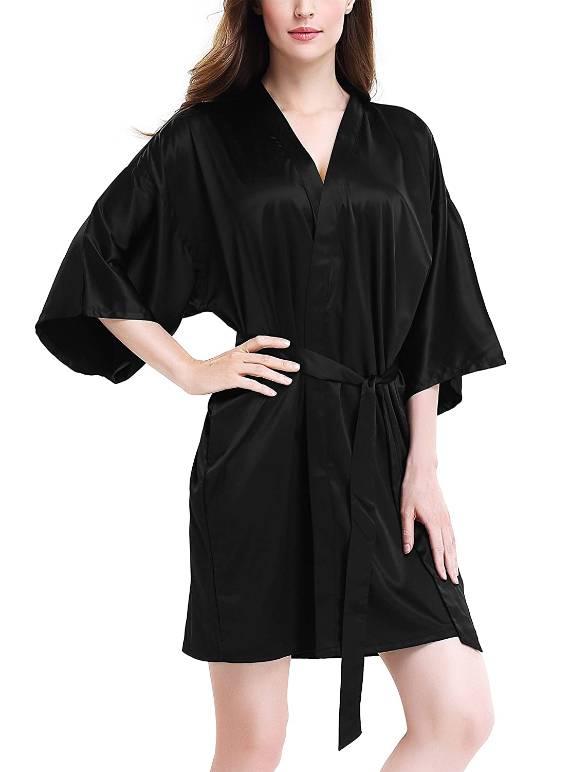 e950b2a53d5 Top 10 wholesale Sexy Black Silk Robe - Chinabrands.com