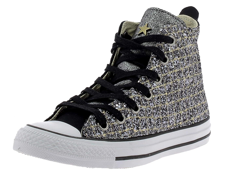 Converse Limited Edition Sportschuhe Glitter grau 162898C 36,5 EU