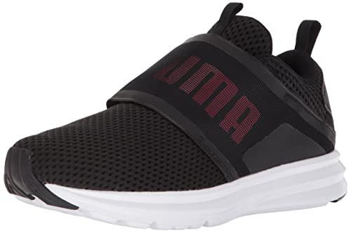 Puma Women s Enzo Strap Mesh Wn Sneaker  Amazon.co.uk  Shoes   Bags 299c4fd9d