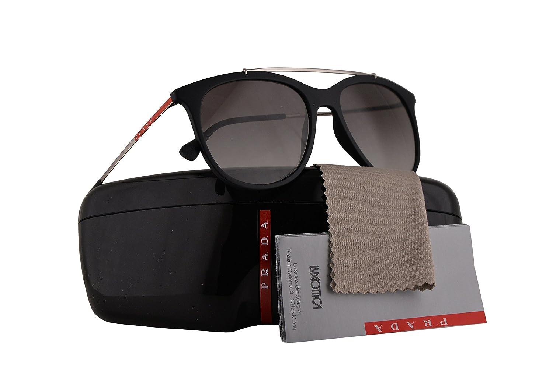 Prada メンズ PS02TS US サイズ: L カラー: ブラック B07BMG892L