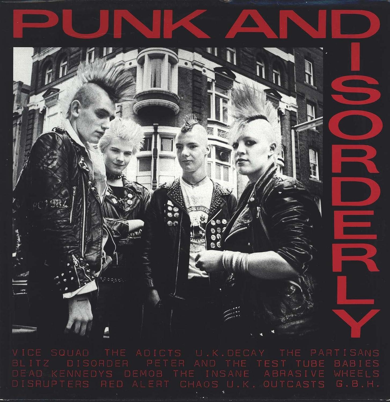 Punk And Disorderly Sampler (Verschiedene Interpreten) [Vinyl LP]: Amazon.de: Musik