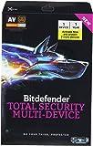BITDEFENDER CB11911005-U Total Sec MultiDevice 2017 5 1 by Bitdefender