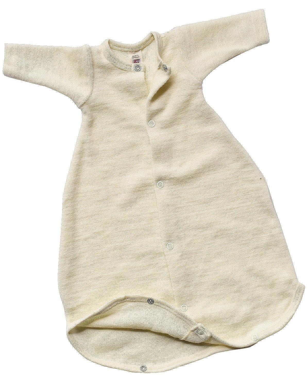 Sacco nanna in lana merino biologica con maniche 0–5m 62cm 3 m (bebé fino a 62 cm) BabyCentre 506000 EN1005sz62