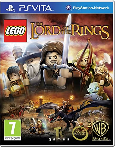 Lego Lord of the Rings (Playstation Vita) [Importación inglesa]: Amazon.es: Videojuegos