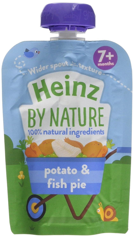 Heinz Creamy Fish Pie Pouch, 130 g (Pack of 5) The Kraft Heinz Company 76011051