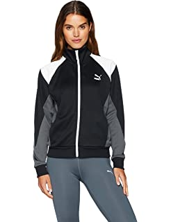 Puma XTG Flourish Track Jacket at Amazon Mens Clothing store: