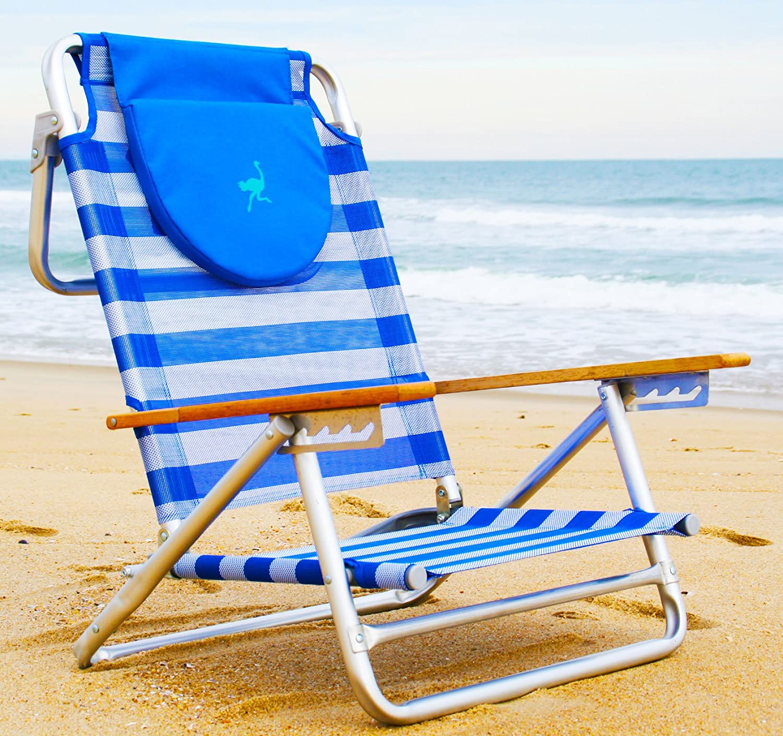 Amazon Ostrich South Beach Sand Chair Pink Patio Lawn