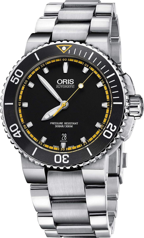 Oris Aquis Date Automatic Men s Watch 01 733 7653 4127-07 8 26 01PEB