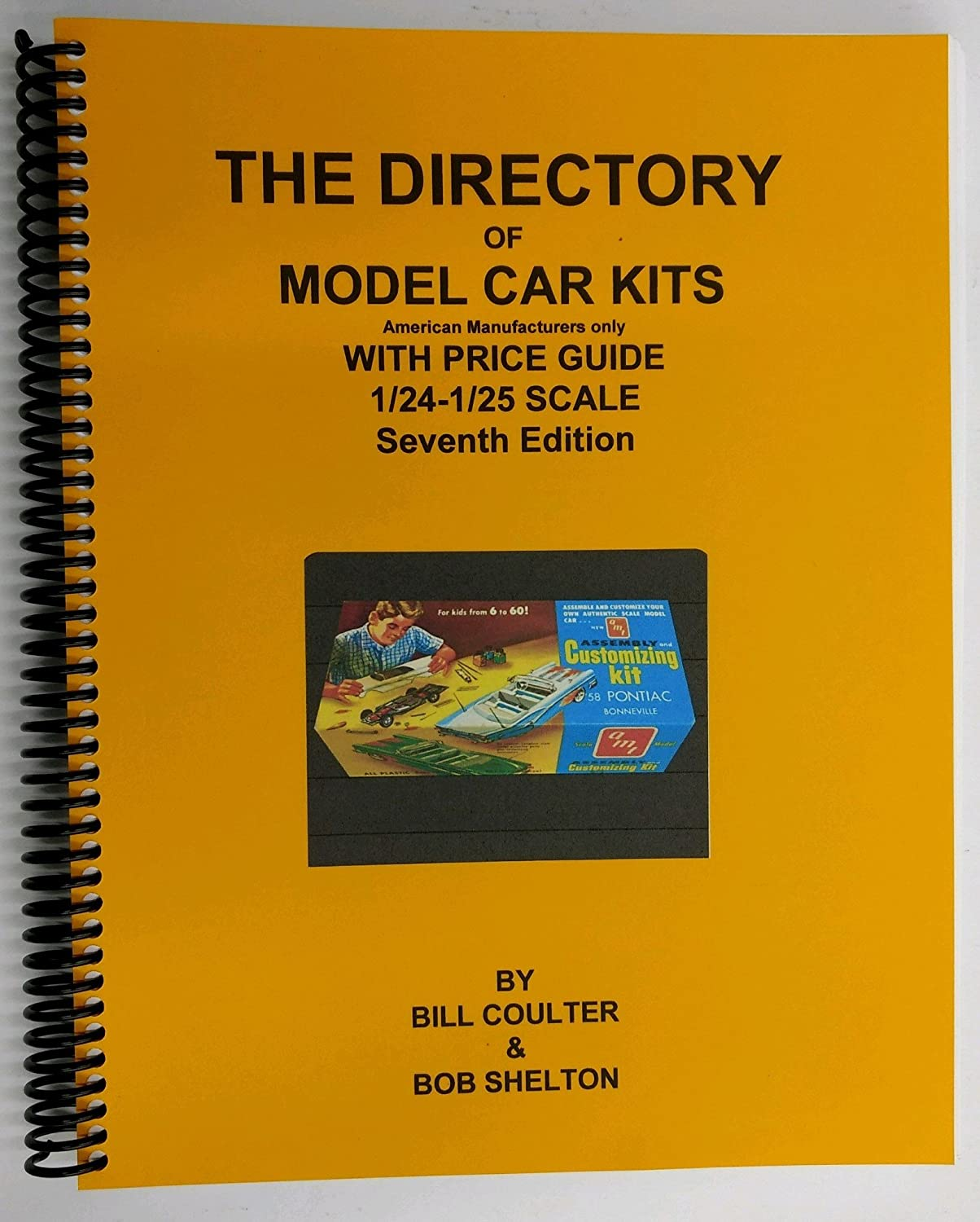 Amazon.com : The Directory of Model Car Kits 1/24-1/25 Scale ...